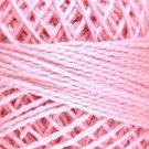 45 Baby Pink medium light Cotton size 12  Valdani Solid color q5