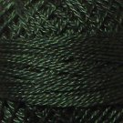 41 Deep Forest Green - Pearl Cotton size 12 - Valdani Solid color q6