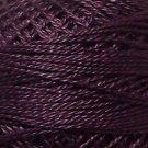 86 Rich Plum - Pearl Cotton size 12 - Valdani Solid color q6