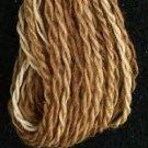 W11 Vintage Golds Valdani Wool 10 yds skein size 8 (13.5/2)