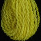 W14 Sunny Yellows Valdani Wool 10 yds skein size 8 (13.5/2)