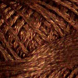 1643 Red Brown Three-Strand-Floss ® Valdani punchneedle cotton 29yd Free Ship US q6