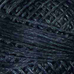 872 Dusty Blue Medium Three-Strand-Floss ® Valdani punchneedle cotton 29yd Free Ship US q6