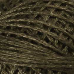 8121 Brown Black Light Three-Strand-Floss ® Valdani cotton 29yd Free Ship US q6