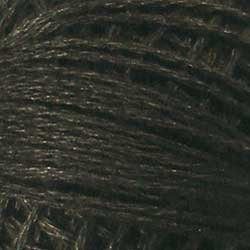 8123 Brown Black Dark Three-Strand-Floss ® Valdani cotton 29yd Free Ship US q6