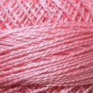 48 Baby Pink Medium Dark - Pearl Cotton size 12 - Valdani Solid color q5