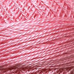 48 Baby Pink Medium Dark - Pearl Cotton size 12 - Valdani Solid color q6