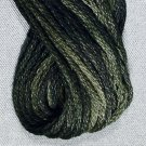 O540 - Black Olive six strand cotton floss 0540 Valdani free ship US q3