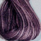 O86 Ripened Plum six strand cotton floss 086 Valdani free ship US q4