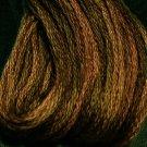O196  Muddy Bark six strand cotton floss 0196 Valdani free ship US q2