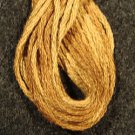 O154 Antique Gold six strand cotton floss 0154 Valdani free ship US q5