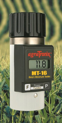 Grain moisture meter for rice corn wheat rye barley oat MT-16
