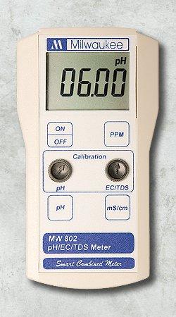 Milwaukee pH/EC/TDS Tester/Meter/Conductivity Low Range