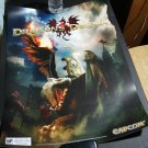 SDCC 2011 Dragon's Dogma Promo Poster