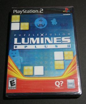 Puzzle Fusion Lumines Plus