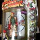 Street Fighter II Cammy Figure