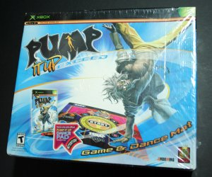 Pump it Up Exceed Game & Dance Mat