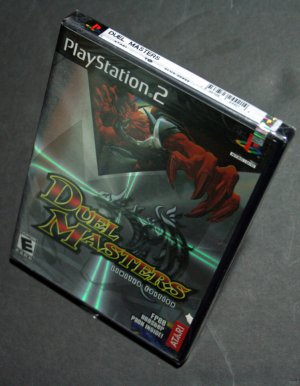 Duel Masters (Brand New-White Label Sealed)
