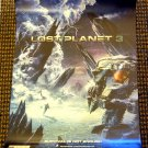 SDCC 2012 Lost Planet 3 Promo Poster