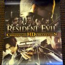 SDCC 2012 Resident Evil Chronicles HD Collection Promo Poster