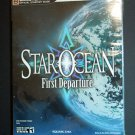 *Star Ocean First Departure BradyGames Official Stratedy Guide (PSP)