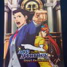 SDCC 2013 Ace Attorney Dual Destinies Promo Poster