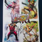SDCC 2013 Street Fighter IV Ultra (Autographed)