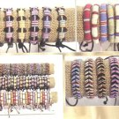 Hand Woven Bracelets with Free Display - 1 Package of 72 Pieces