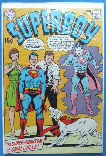 SUPERBOY NO 162 JANUARY 1970 DC COMICS