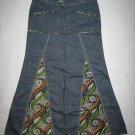 Jeans skirt long (og)