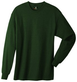 Men's Hanes Beefy Long Sleeve Tee