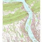 Appalachian Trail Topographic Maps USGS 24K digital DRG
