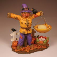 Scarecrow Hanging Wax Warmer
