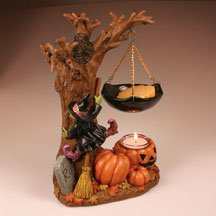 Crashing Witch Hanging Wax Warmer