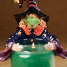 Witch Jar Candle Hugger