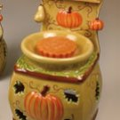 Fall Pumpkin Wax Warmer