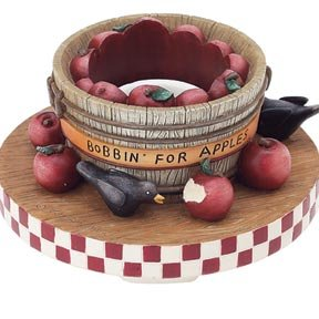 Bobbin' for Apples Stay on Top