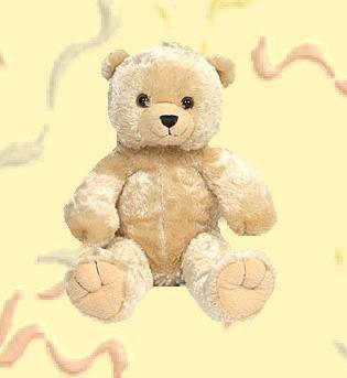 Beige Bear