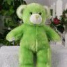 Lime Green Bear