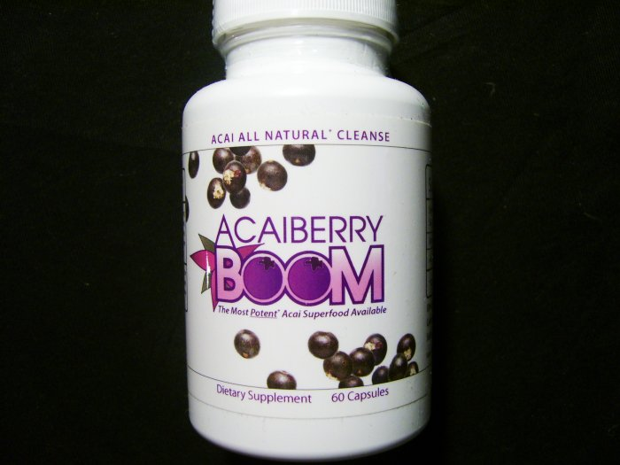 Acai Supplements 1000Mg (Cleanse)
