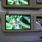 "PAIR 7"" Inch TFT LCD VISOR SUNVISOR MONITORS W/MIRROR"