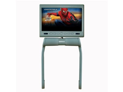 "7"" LCD TFT Armrest DVD Player USB/SD/AV-IN/OUT"