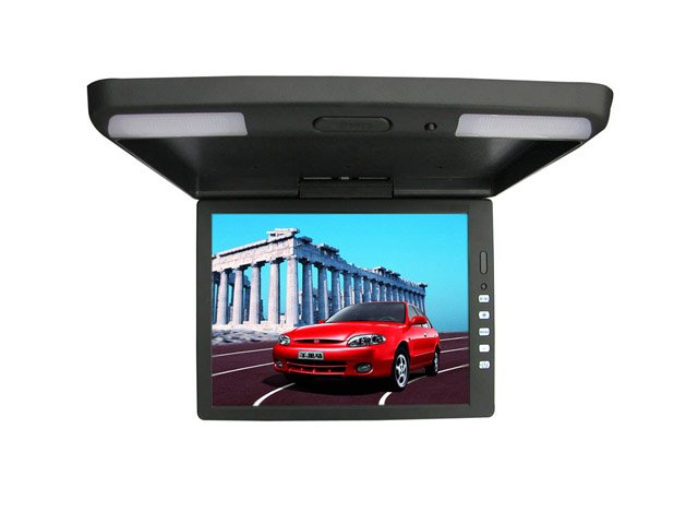 "11.3"" IR LCD TFT Screen Overhead Flip-Down Monitor"