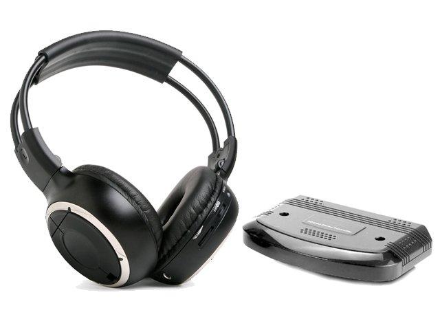NEW Wireless IR Foldable Headphones and UHF Transmitter