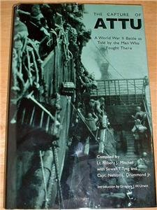 THE CAPTURE OF ATTU, HISTORY,WORLD WAR II . PUB 2000