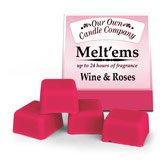 WINE & ROSES Wax Melt