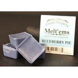 BLUEBERRY PIE Wax Melt