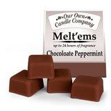 CHOCOLATE PEPPERMINT Wax Melt