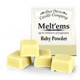 BABY POWDER Wax Melt