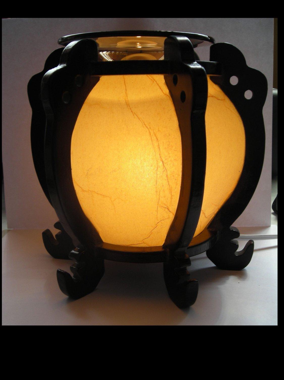 Wood ELECTRIC Wax OIL WARMER